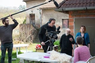 Jan Švankmajer, natáčení filmu Ze života hmyzu