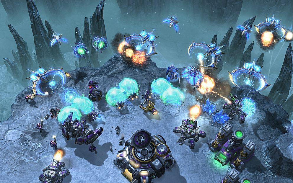 2c21fe5e029 Další milník  Umělá inteligence rozdrtila profesionály ve hře Starcraft 2