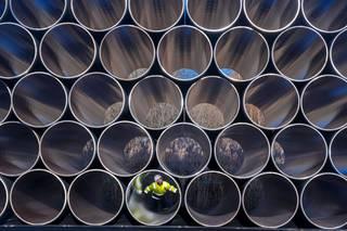 Francie přehradila Gazpromu divokou jízdu Evropou
