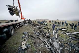 Vyšetřování je u konce. Malajský Boeing sestřelili Rusové