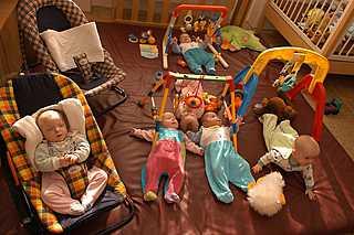 Pravá chvíle na zrušení kojeneckých ústavů
