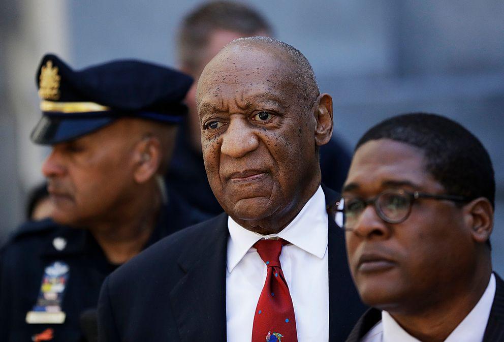 Průlom éry  MeToo  Komik Bill Cosby byl uznán vinným ze znásilnění 0cca714d7f