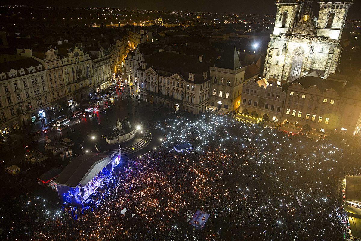 Výsledek obrázku pro 28 říjen 2016 Staroměstské náměstí