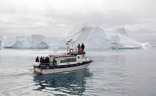 Nová klimatická zpráva OSN je vzkazem pro kapitána Titaniku