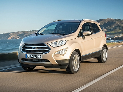 Ford EcoSport baby SUV