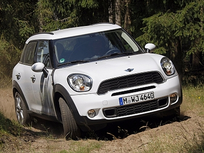mini countryman baby suv
