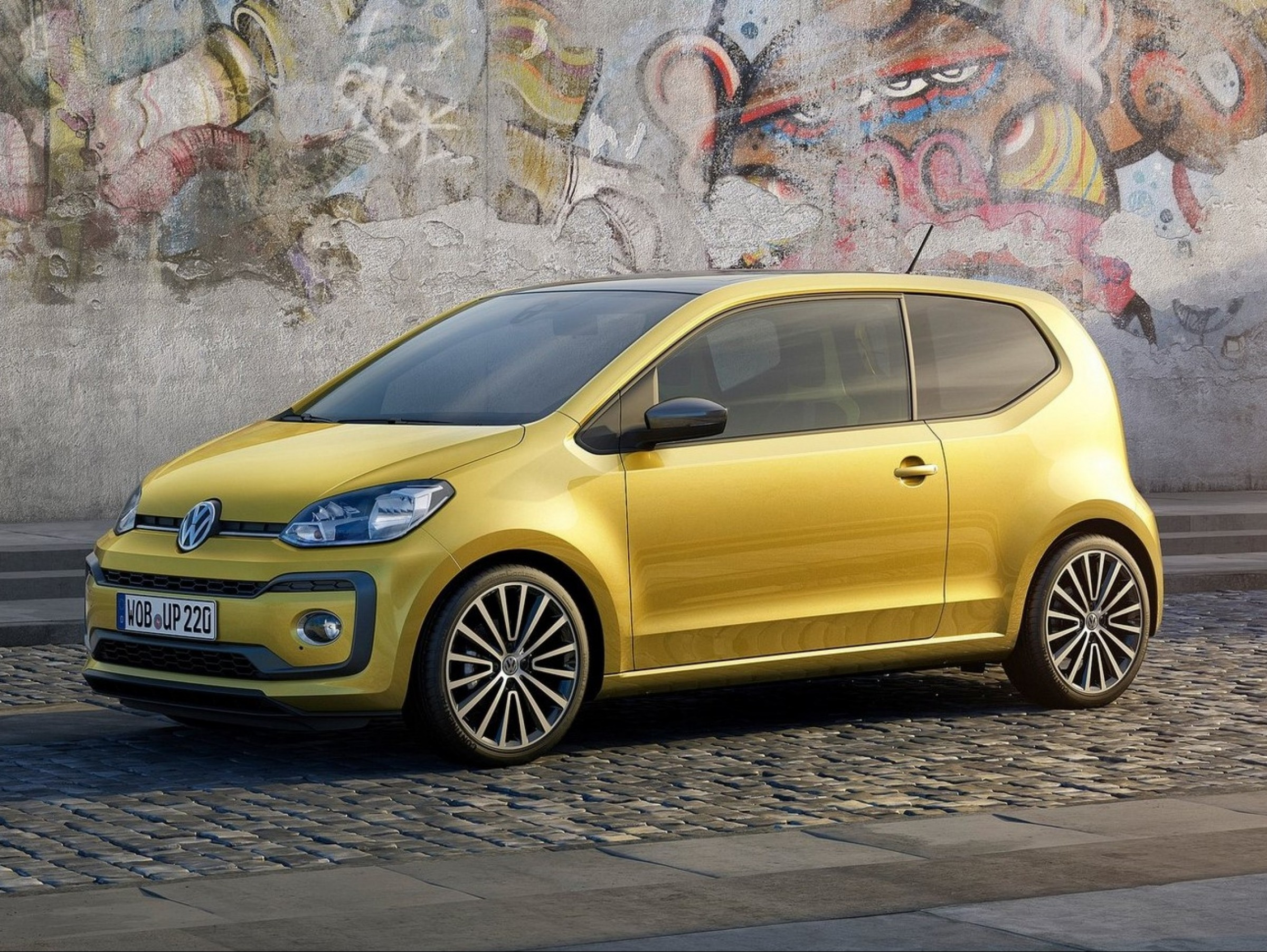 Volkswagen up! 3dv.