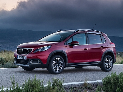 Peugeot 2008 Baby SUV
