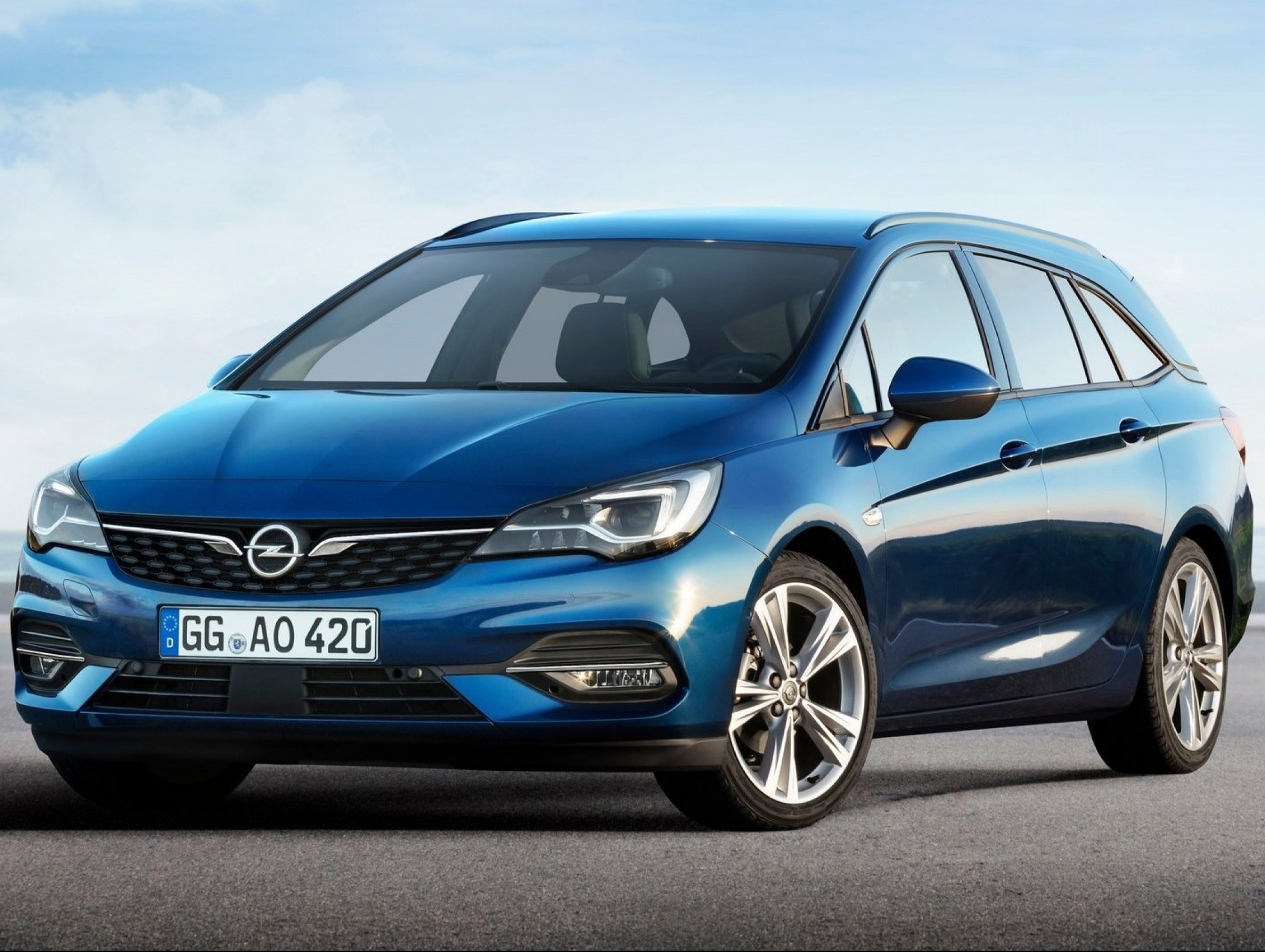 Opel Astra Sports Tourer FL